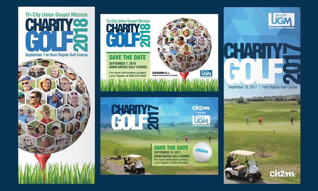 CH2MHILL Charity Golf