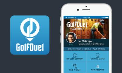 GolfDuel App